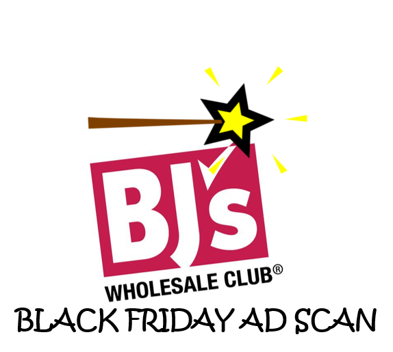BJ's Black Friday Ad Scan