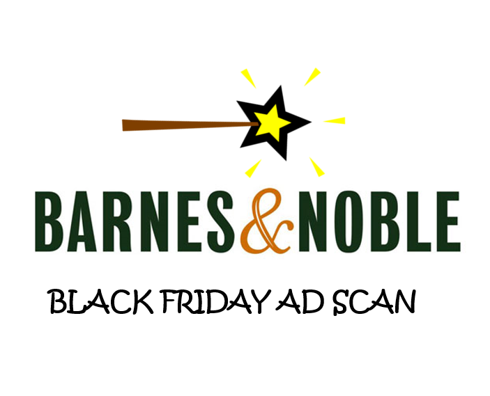Barnes & Noble Black Friday Ad Scan