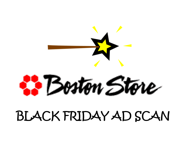 Boston Store Black Friday Ad Scan
