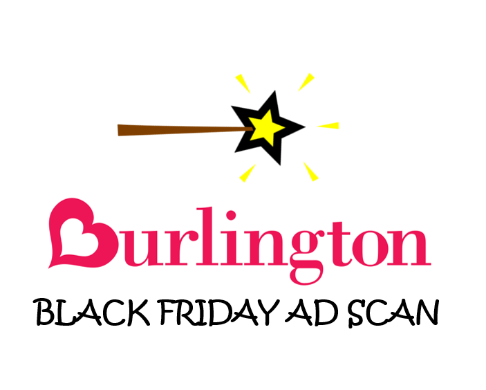 Burlington Black Friday Ad Scan