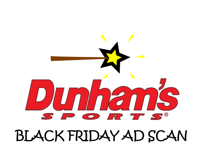 Dunham's Sports Black Friday Ad Scan