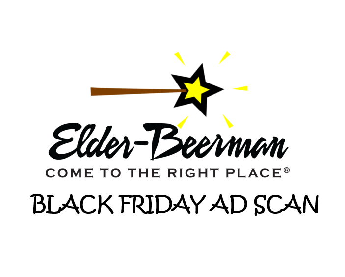 Elder-Beerman Black Friday Ad Scan