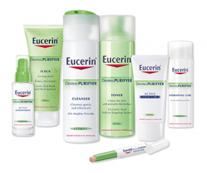 Printable Coupon – SAVE $2 on Eucerin Face Products