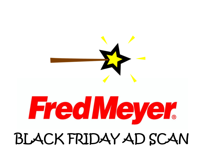 Fred Meyer Black Friday Ad Scan