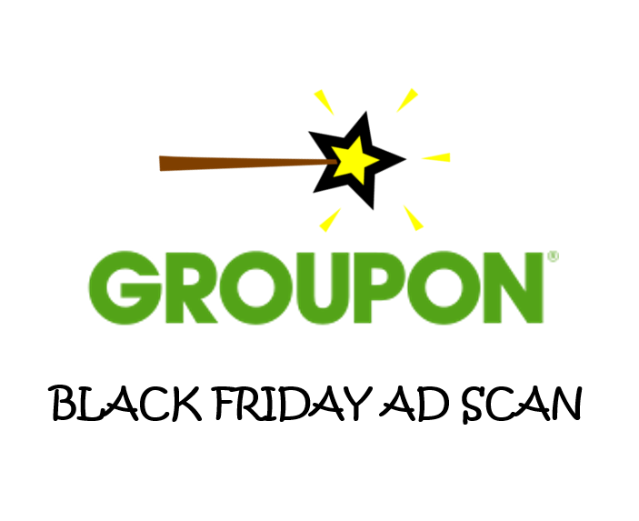 Groupon Black Friday Ad Scan
