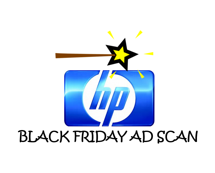 HP Black Friday Ad Scan
