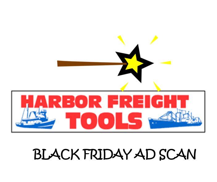 Harbor Freight Black Friday Ad Scan