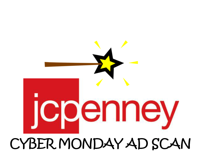 JCPenny Cyber Monday Ad Scan