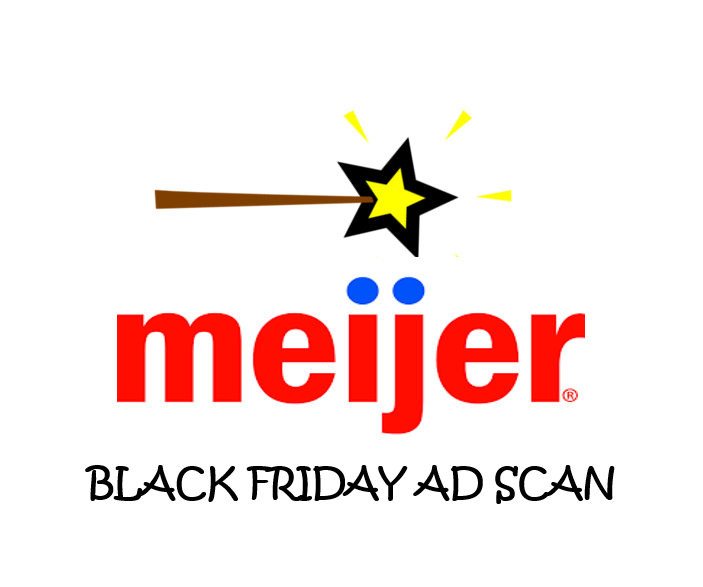 Meijers Black Friday Ad Scan