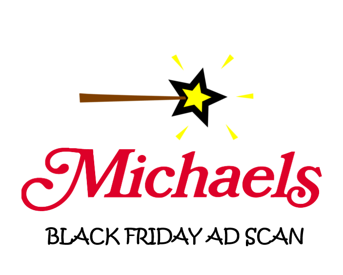 Michael's Black Friday Ad Scan