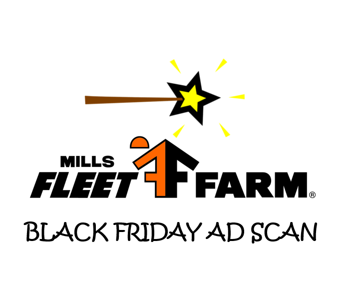 Mills Fleet Farm Black Friday Ad Scan