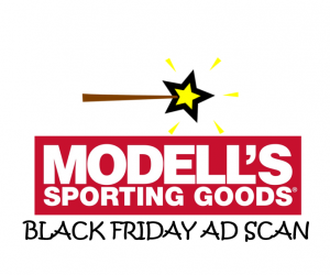 Black Friday Modell's Sporting Goods Ad Scan for 2017