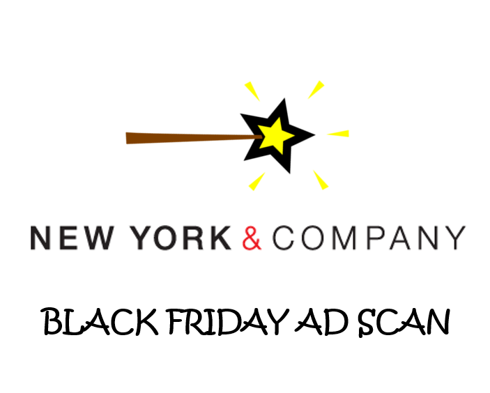 New York & Company Black Friday Ad Scan
