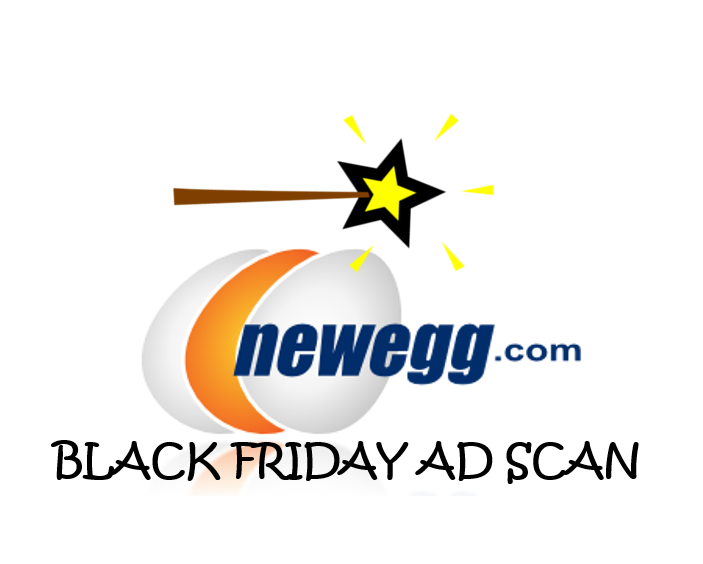 Newegg Black Friday Ad Scan