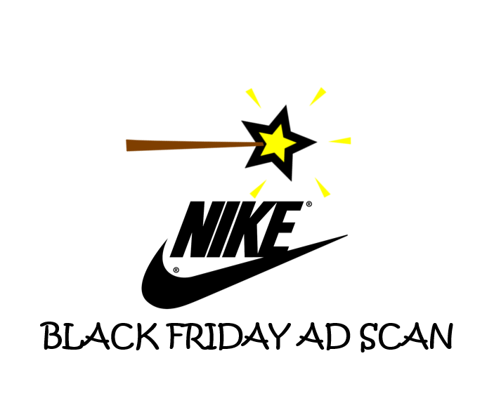 Nike Black Friday Ad Scan