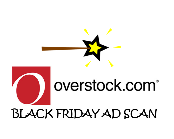 Overstock Black Friday Ad Scan