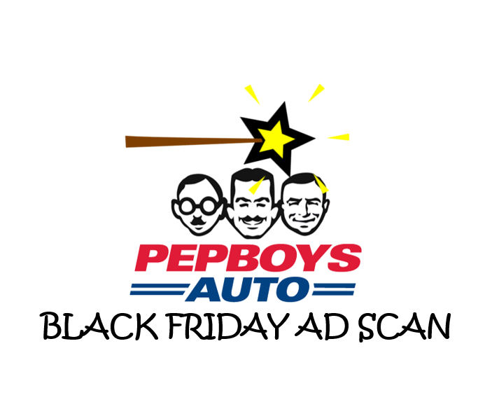 PepBoys Black Friday Ad Scan