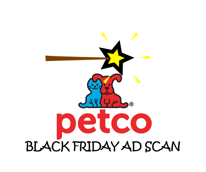 Petco Black Friday Ad Scan