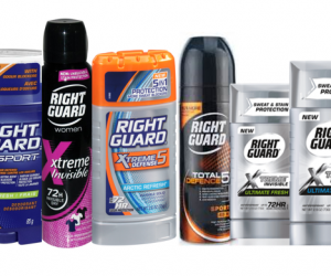 Printable Coupon – BOGO Right Guard Deodorant