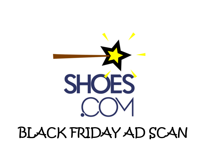 Shoes.com Black Friday Ad Scan