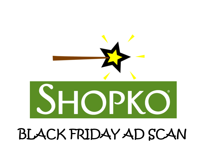 Shopko Black Friday Ad Scan