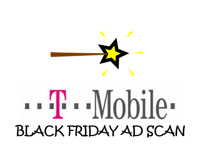 T-Mobile Black Friday Ad Scan