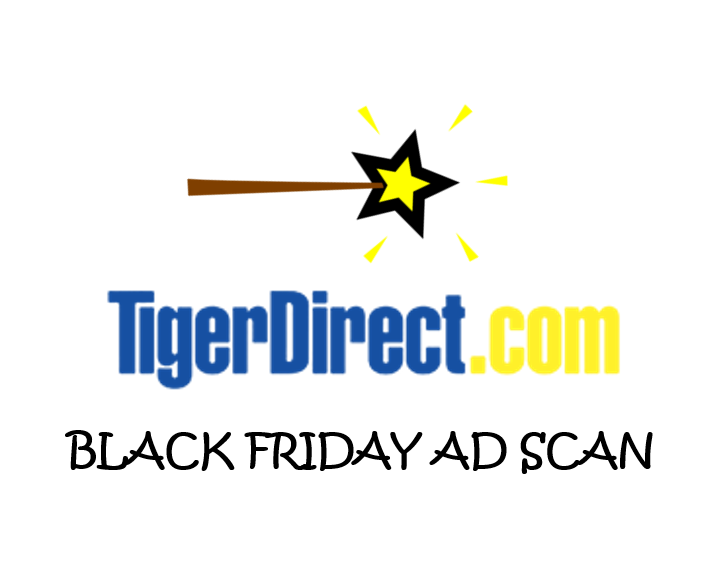 Tiger Direct Black Friday Ad Scan