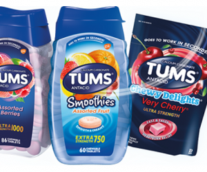 Printable Coupon – SAVE $0.75 on Tums