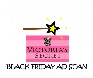 Victoria's Secret Black Friday Ad Scan