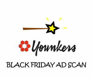 Black Friday Younkers Ad Scan for 2017