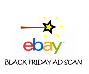 Black Friday eBay Ad Scan for the 2017 Holidays