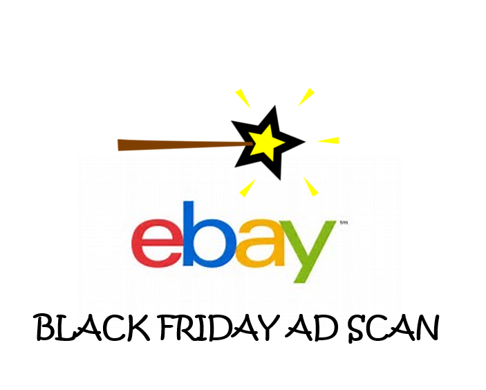 eBay Black Friday Ad Scan