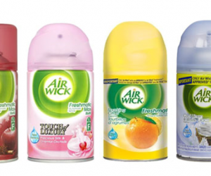 Printable Coupon – SAVE $2 on Air Wick Freshmatic Refills