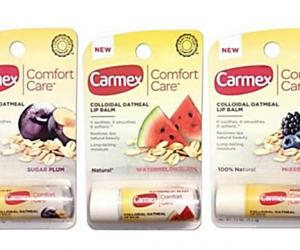 Printable Coupon – SAVE $0.45 on Carmex Comfort Care