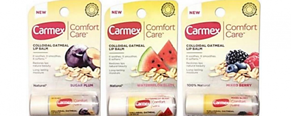 Carmex Comfort Care Lip Balm new