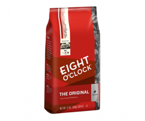 Printable Coupon – SAVE $2.50/3 Eight O'clock Coffee