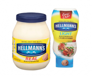 Printable Coupon – SAVE $1 on Hellmann's Mayonnaise