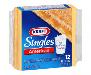 Printable Coupon – SAVE $0.50 on Kraft Singles