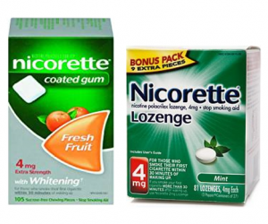 Printable Coupon – SAVE $10 on Nicorette