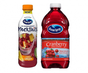 Printable Coupon – SAVE $2 on Ocean Spray