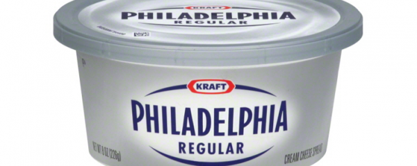 Philadelphia Cream Cheese Spread Regular new