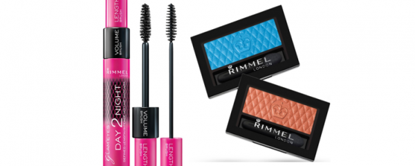 Rimmel Eye Products new