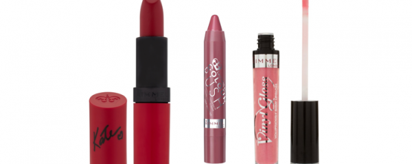 Rimmel Lip Products new