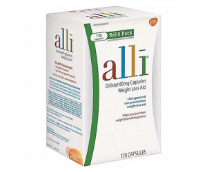 Printable Coupon – SAVE $10 on alli Weight Loss