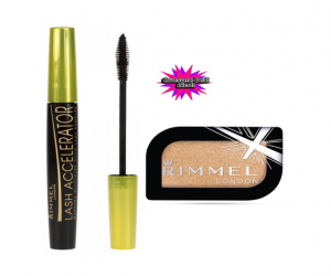 Walmart Deal Alert – Rimmel Eye Shadow & Mascara