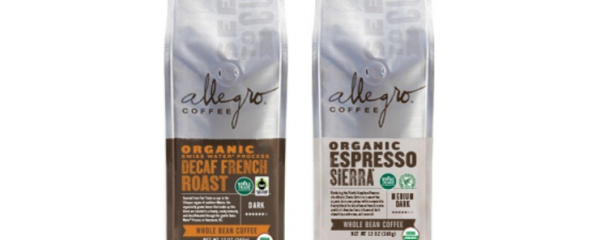 Allegro Bagged Coffees new