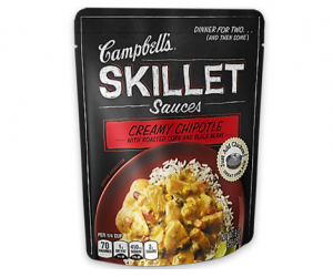 Printable Coupon – SAVE $1 on Campbell's Skillet Sauce