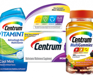 RP Printable Coupon – SAVE $3 on Centrum