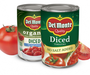 Printable Coupon – SAVE $1 on Del Monte Canned Tomatoes