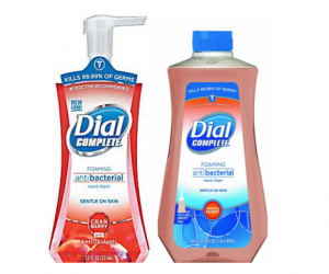Printable Coupon – SAVE $1 on Dial Foaming Soap